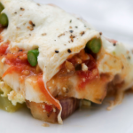Pasta-less Summer Vegetable Lasagna