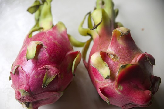 how to make juice dragon fruit